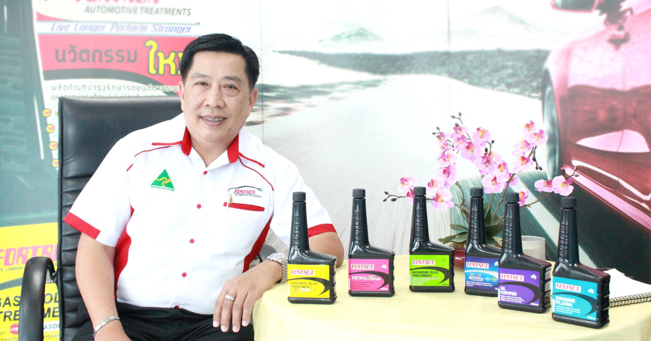 Fortron สินค้าพลังงานทดแทน ชูจุดแข็ง บุกอาเซียน