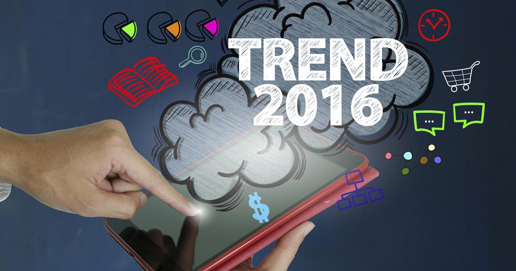 จับตาดู Online Marketing Trend 2016