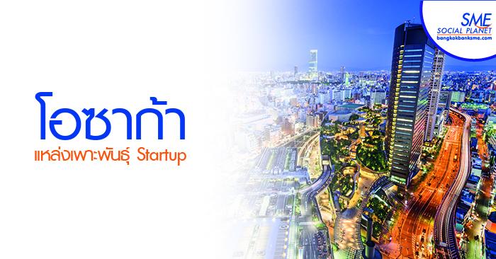 คันไซ สร้างระบบที่เป็นมิตรต่อ Startup
